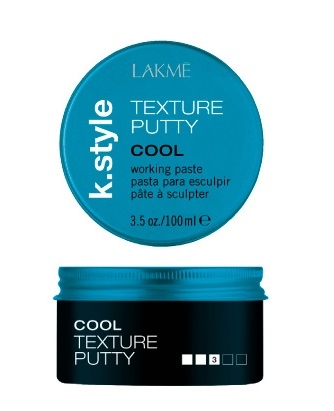k style texture putty cool paste