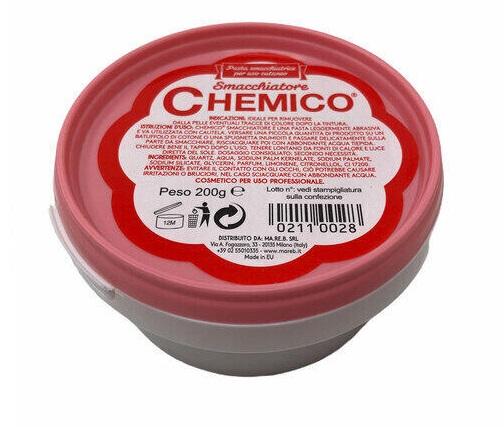 chemico smacchiatore