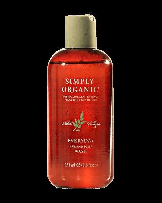 everyday wash simply organic