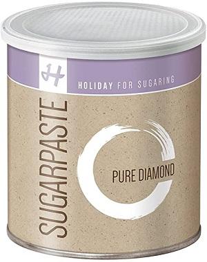 sugar paste pure diamond